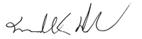 mike durkin signature