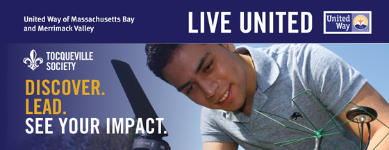 United Way July Newsletter – Discover.  Connect.  See your impact