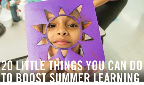 boost summer learning