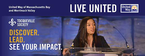 United Way May Newsletter – Discover.  Connect.  See your impact